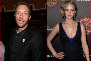 """Jennifer Lawrence y Chris Martin: el romance entre la ganadora del Óscar y el líder de Coldplay ha sido uno de los más sonados de las últimas semanas, pasó tan rápido que ni siquiera alcanzaron a mostrarse mucho juntos en público"""". La expareja terminó dándole la razón a aquellos que no le auguraban mucho tiempo a la relación.  Foto:Getty Images"""