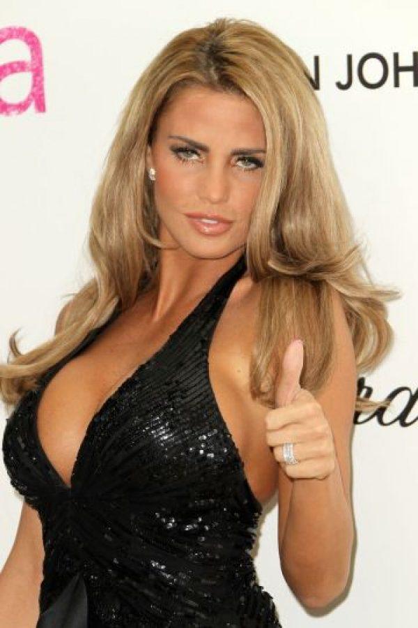 """Las """"glamour models"""" son aquellas que posan de forma erótica, bordando en la pornografía Foto:Getty"""