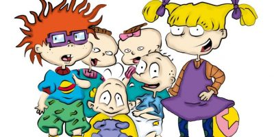 """El elenco de """"Rugrats"""" Foto: IMDB"""