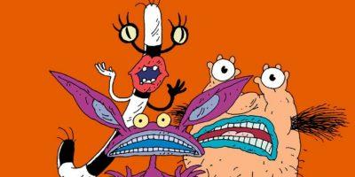 """El elenco de """"Ay, Monstruos"""" Foto:IMDB"""