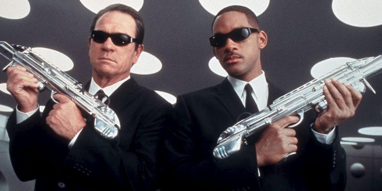 """""""Men In Black"""" Foto:IMDB"""