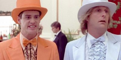 """""""Una pareja de idiotas"""" (""""Dumb and dumber"""") Foto:IMDB"""