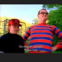 """Pete"" y ""Artie"" de ""Pete & Pete"" Foto:IMDB"