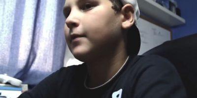 Así se denominan a los jugadores en la prepubertad Foto:Niño Rata Rap/Youtube
