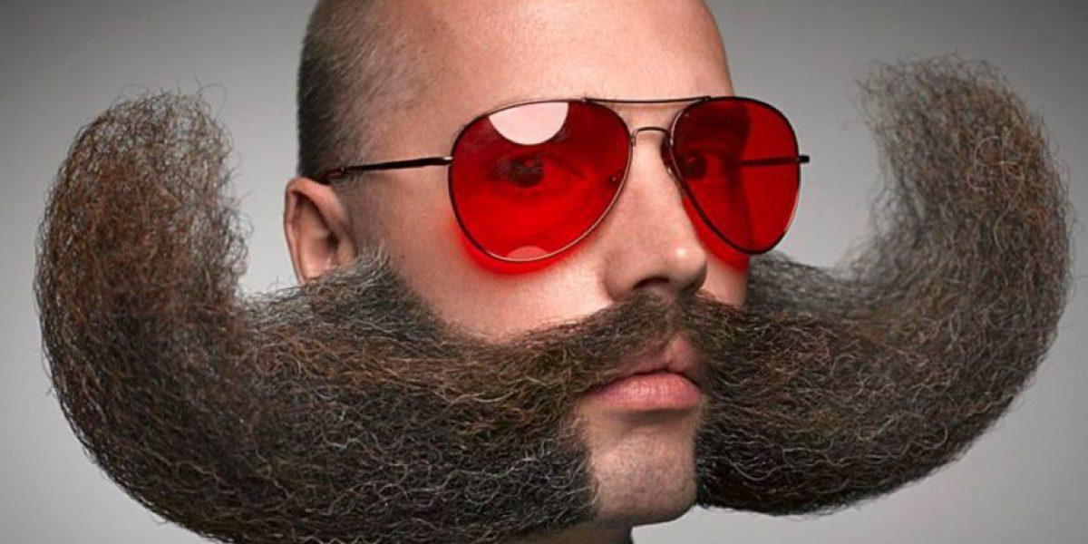 FOTOS: Estos son los participantes más raros del Concurso Internacional de Bigotes y Barbas