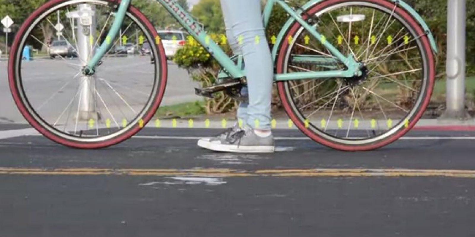 Foto:Vía Veloloop/Kickstarter
