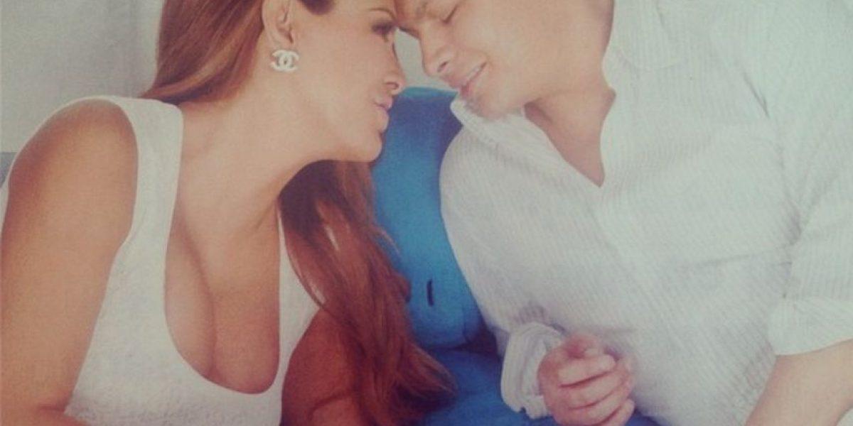FOTOS: Ninel Conde presentó a su hijo Emmanuel en Instagram