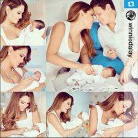 Ninel Conde disfruta de su maternidad Foto:Instagram @ninelconde