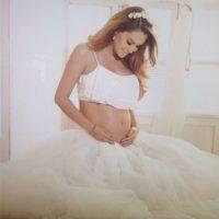 Tiene una hija llamada Sofía Foto:Instagram @ninelconde