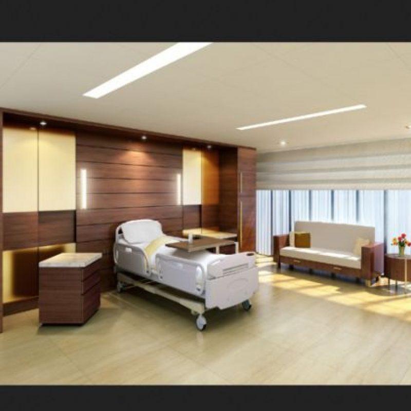 """Para los millonarios enfermos existen servicios de """"hospital en casa"""". Foto:Wikimedia"""