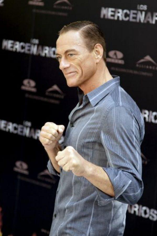 Jean-Claude Van Damme Foto:Getty Images