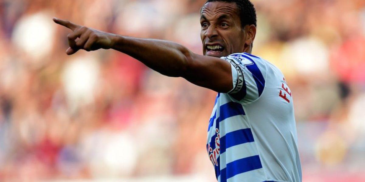 Ferdinand en problemas por culpa de su Twitter