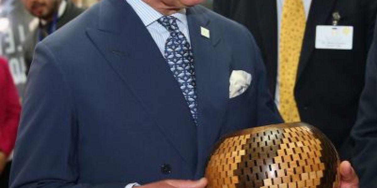 FOTOS: El príncipe Carlos de Gales de gira por Latinoamérica