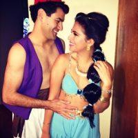 Como Aladino y Jasmín Foto:costume-works.com