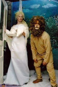 """Como los personajes de """"Narnia: El león, la bruja y el ropero"""" Foto:costume-works.com"""