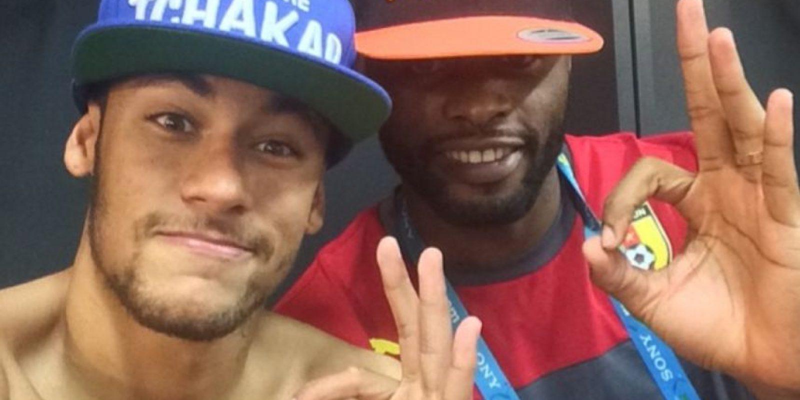 Aseguró que ha pasado horas en el gimnasio Foto:Instagram: @neymarjr