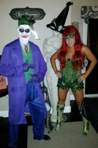 Los enemigos de Batman reunidos en un disfraz de pareja Foto:costume-works.com