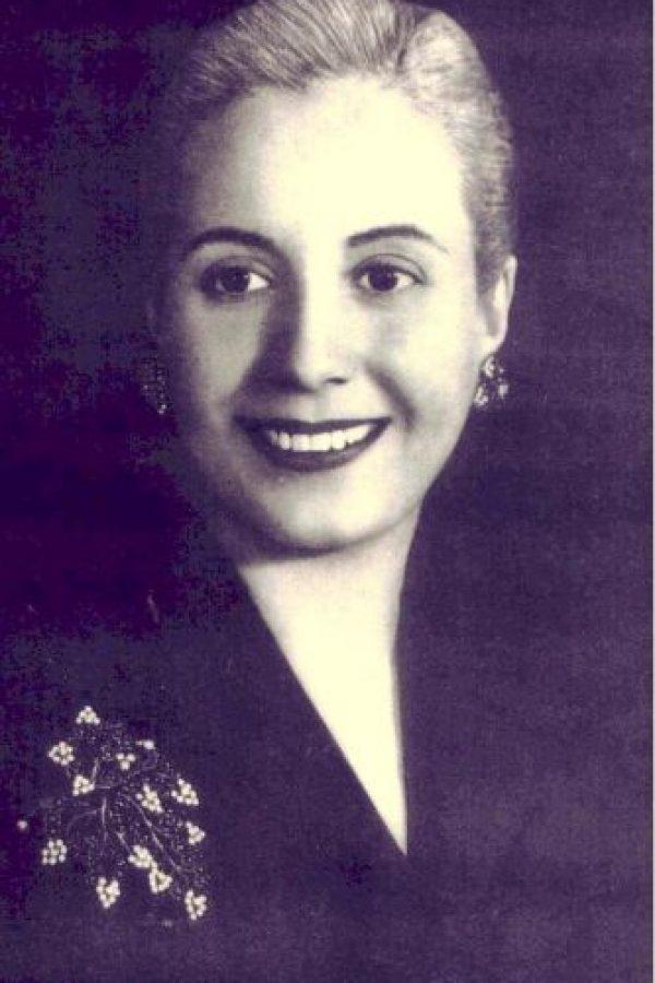 Lo mismo pasó con el de Eva Perón Foto:Wikipedia
