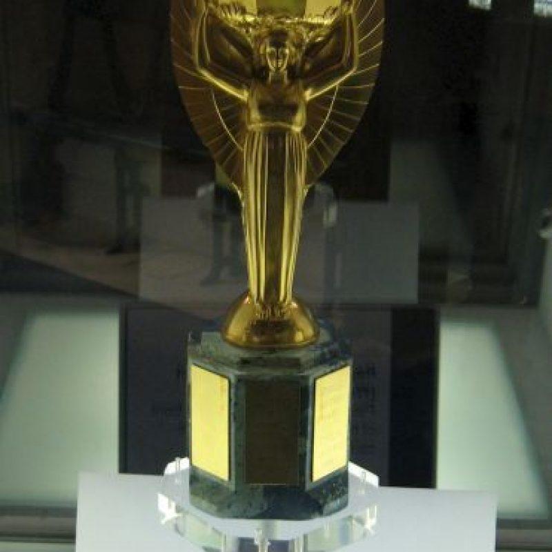 La Copa Jules Rimet nunca fue recuperada Foto:Wikipedia