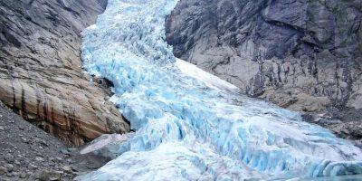 Tambien hielo glaciar. Foto:Wikipedia