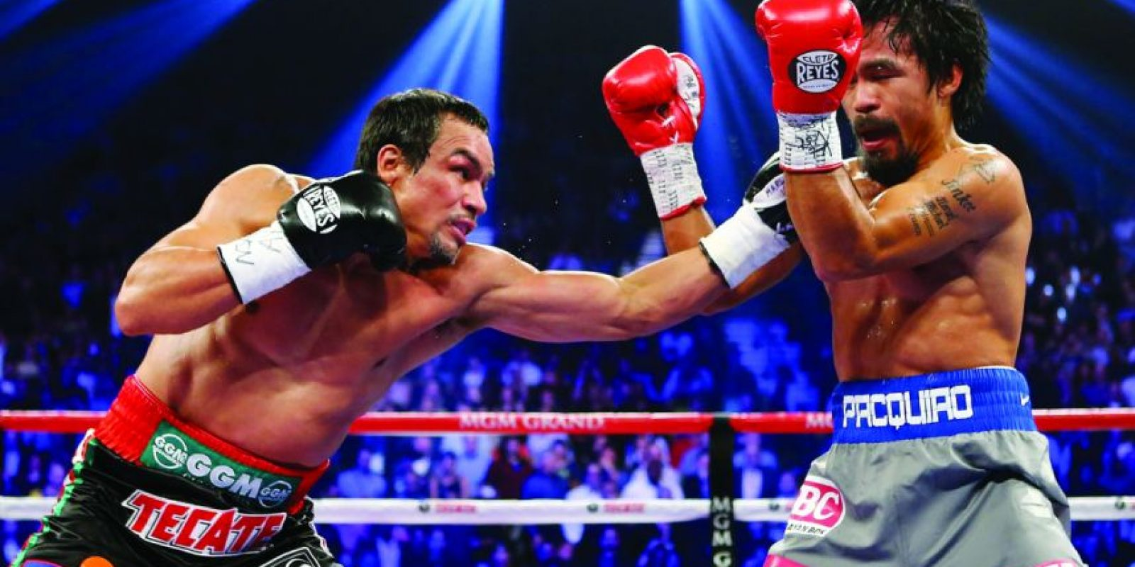 2. Márquez vs. Pacquiao IV Foto: Getty