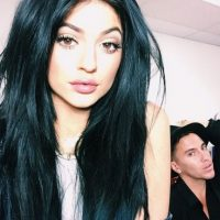 Tiene 17 años Foto:Instagram @KylieJenner