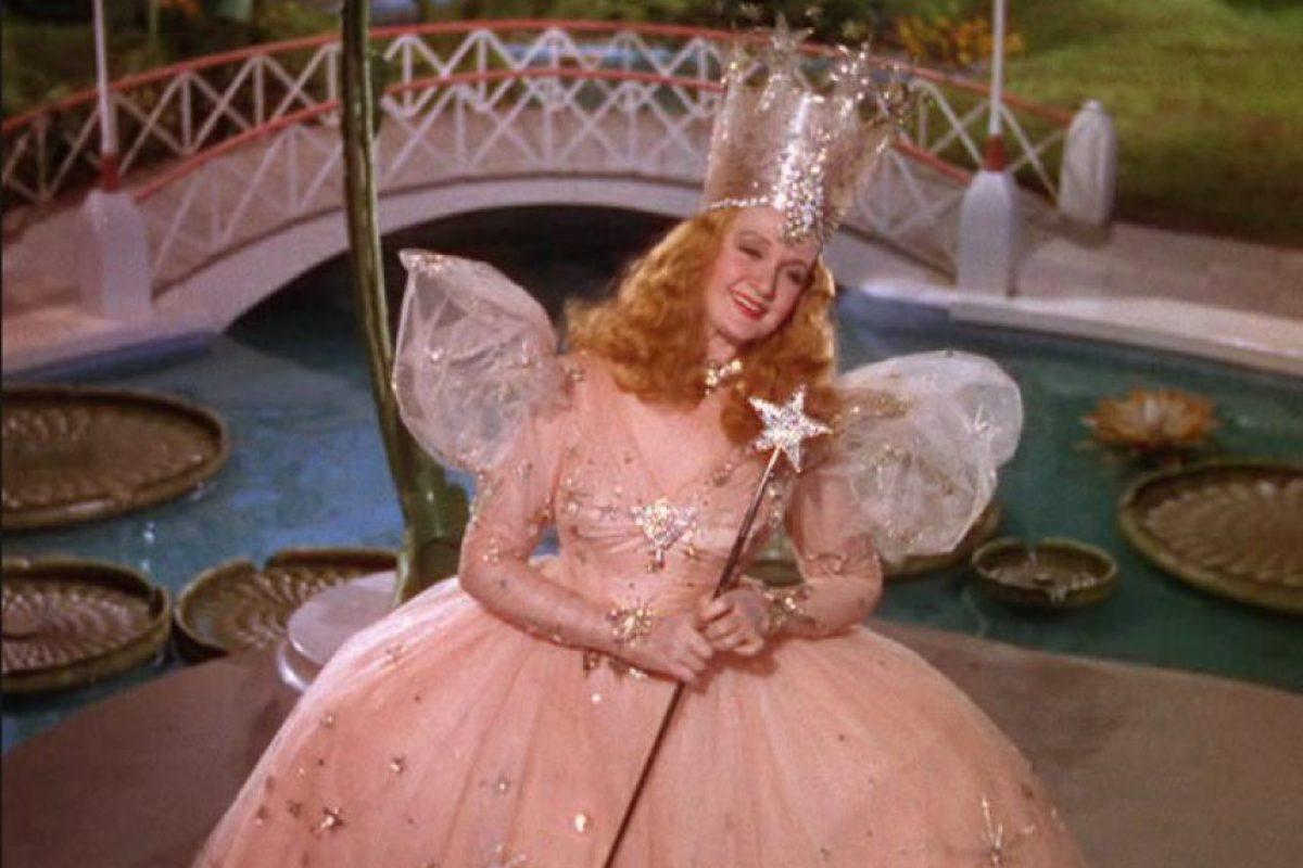 """A ella la conocimos en """"El Mago de Oz"""" Foto:Metro-Goldwyn-Mayer"""