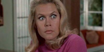 """El personaje principal de """"Hechizada"""" que se transmitió de 1964 a 1972 Foto:ABC"""