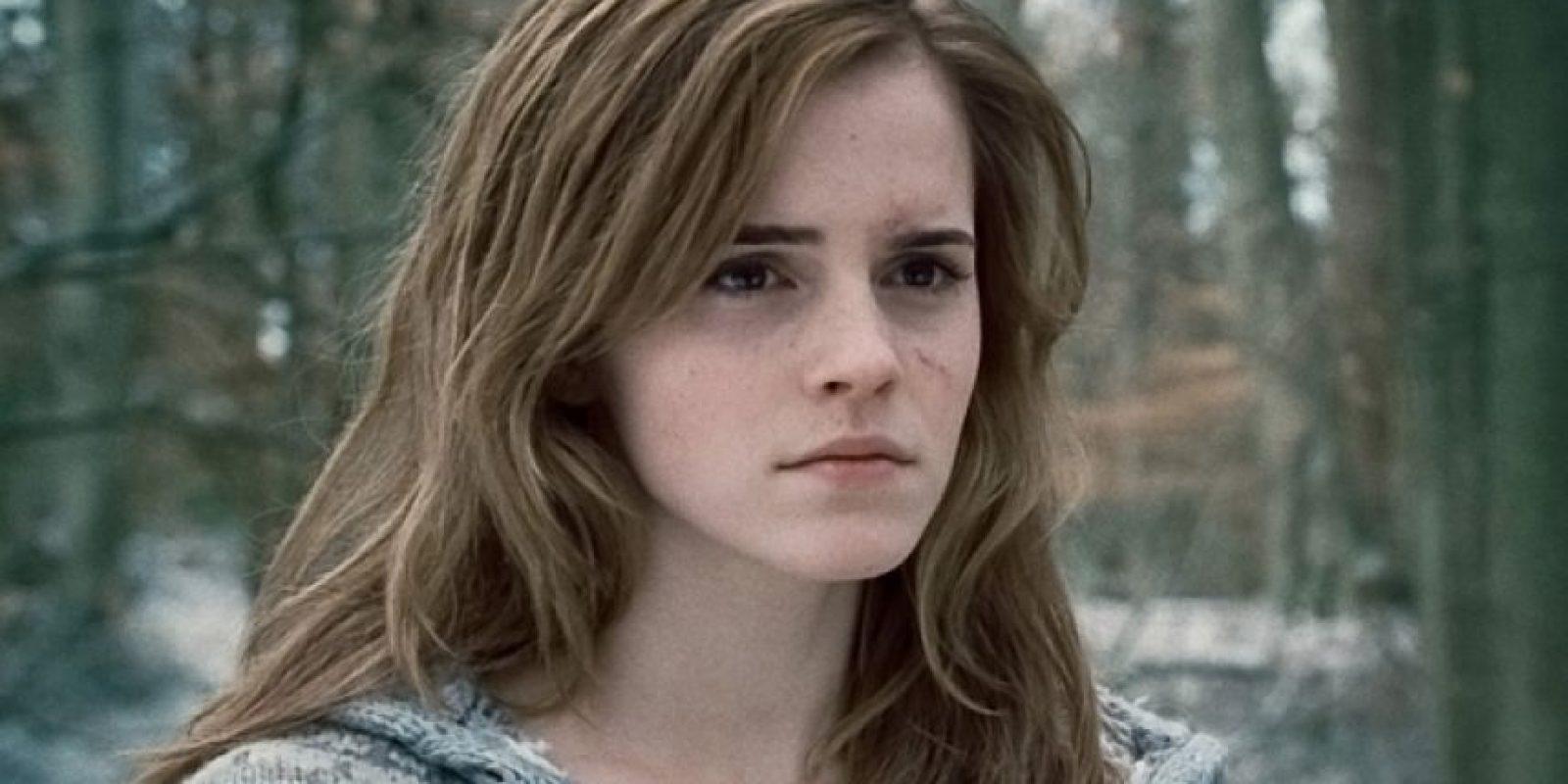 Hermione Granger interpretada por Emma Watson Foto:Warner Bros