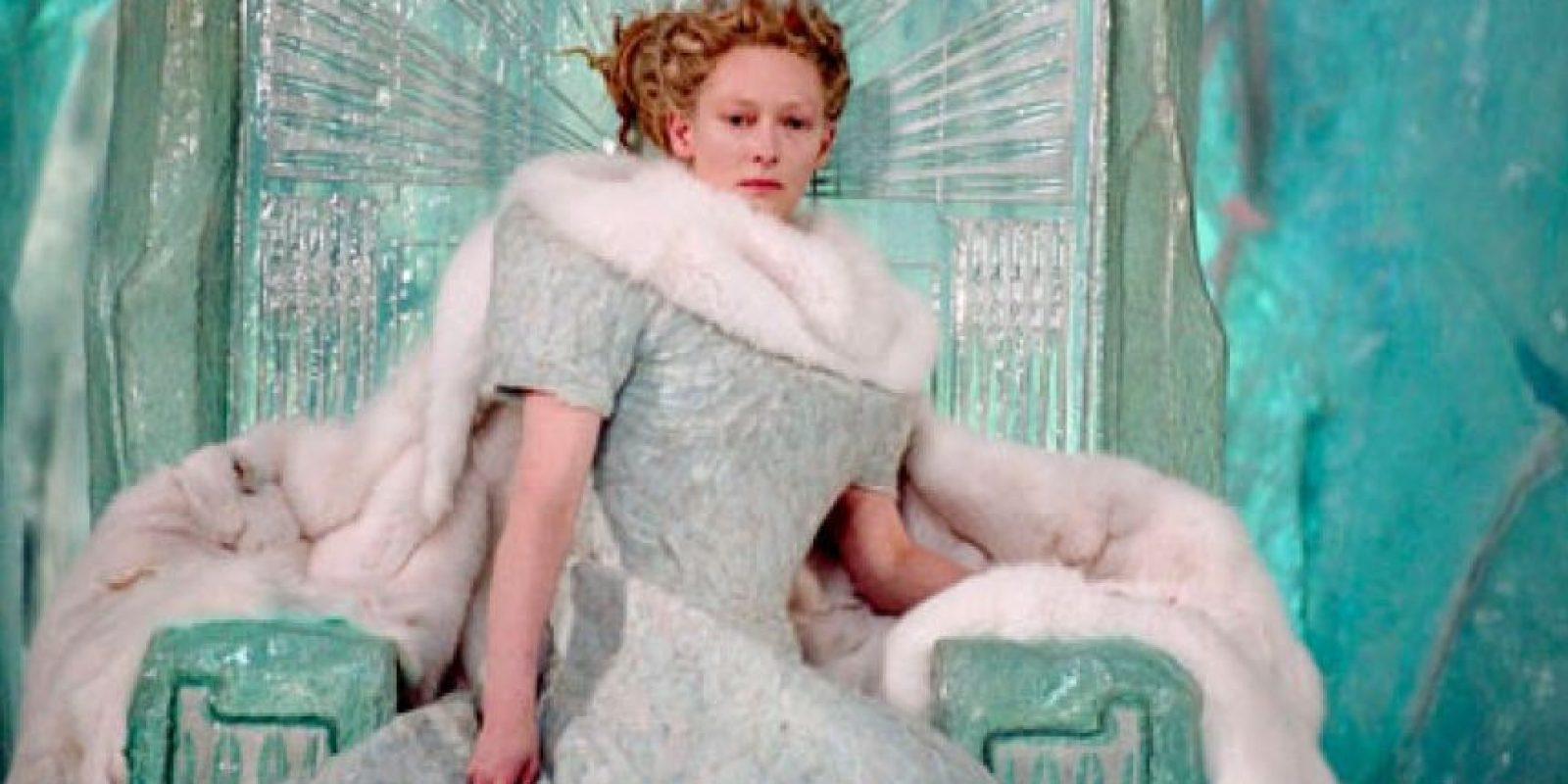 """La Bruja Blanca en las """"Crónicas de Narnia"""" Foto:Disney"""