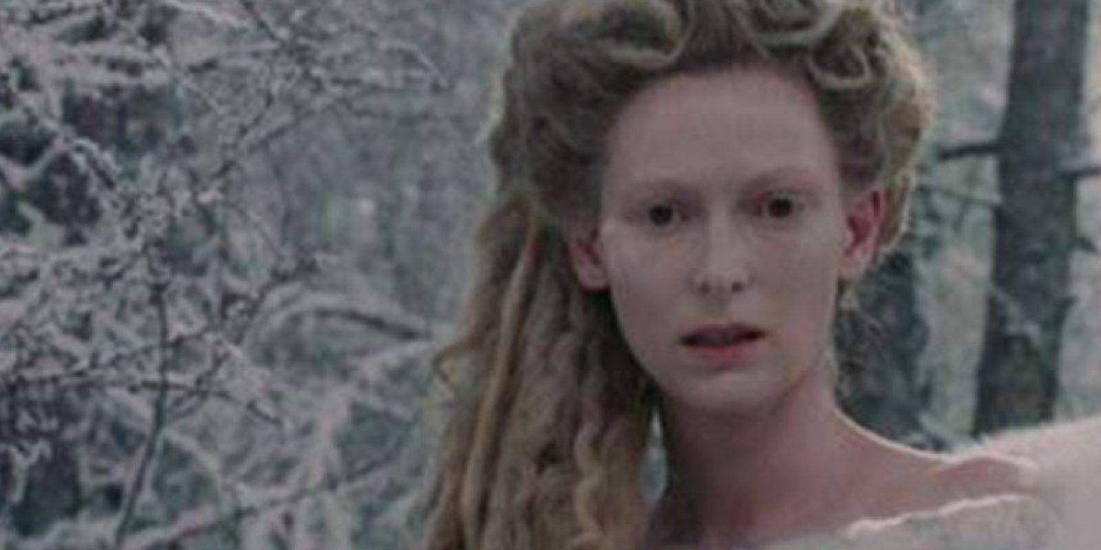Algunas de las más diabólicas brujas son hermosas reinas como Jadis Foto:Disney