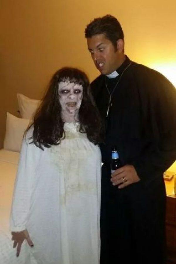 """Como """"El exorcista"""" Foto:costume-works.com"""