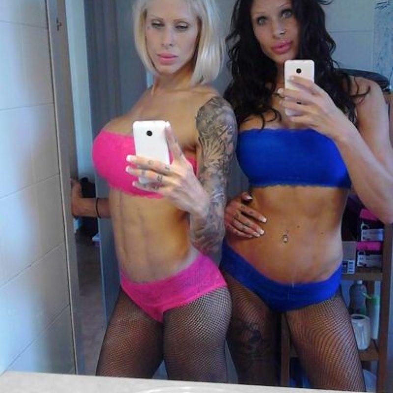 Se llaman Sara y Emma Koponen Foto:Barcroft Media