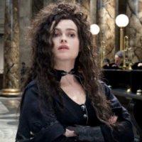 Bellatrix Lestrange, prima de Sirius Black que estaba en los mortifagos. Foto:Warner Bros.