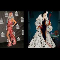 """Lady Gaga + """"Cruela De Vil"""" Foto:Getty / IMDB"""