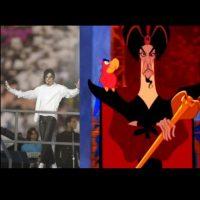 "Michael Jackson + ""Jafar"" Foto:Getty / IMDB"