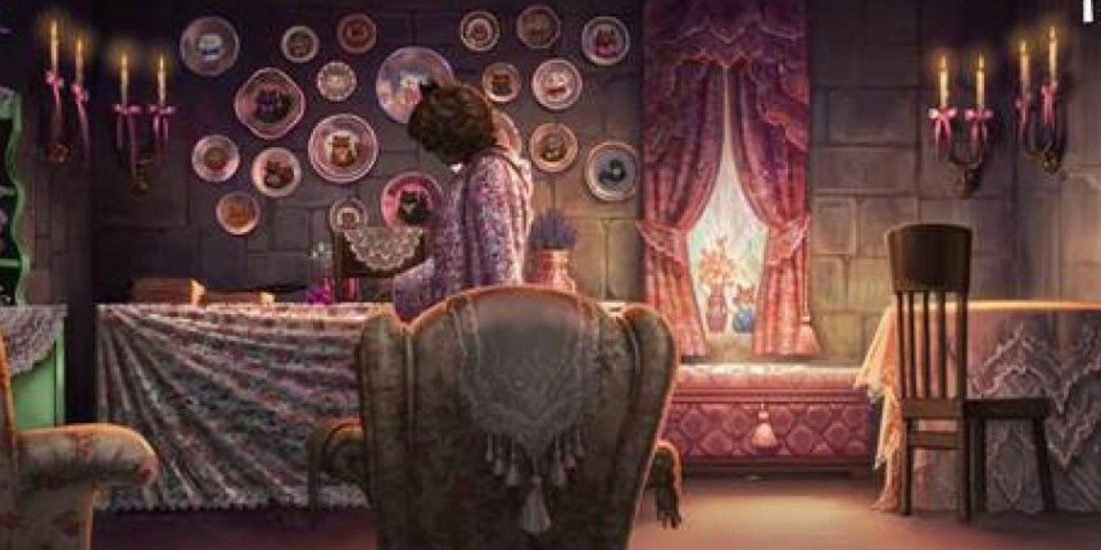J.K. Rowling compartió la historia de Umbridge. Foto:Warner Bros.