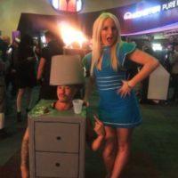 Michaela comenzó su carrera como doble de Britney cuando era adolescente. Foto:Facebook/Michaela Weeks