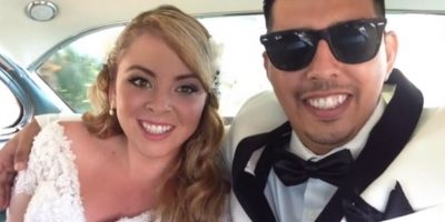 Se trata de la boda de su hermana. Foto:Reuben Castro/Youtube Anthony Carbajal