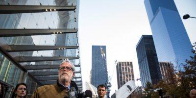 Conferencia de prensa en la inauguración Foto:Getty Images