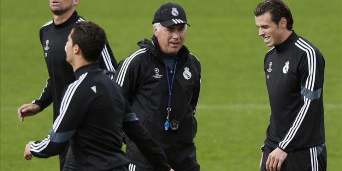 Bale regresa a una convocatoria con cinco bajas por lesión