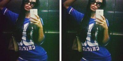 """Es conocida como la """"Kardashian de los Balcanes"""" Foto:Facebook: Sara Vucelic Jedini Profil"""
