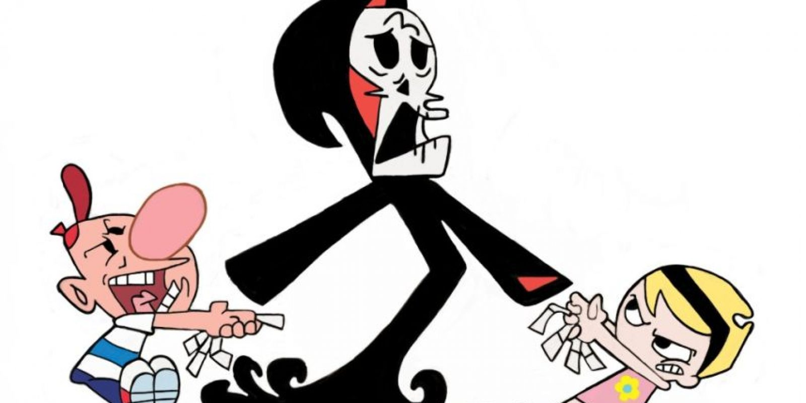 """Puro Hueso"", de ""Las Sombrías Aventuras de Billy y Mandy"" Foto: Cartoon Network"