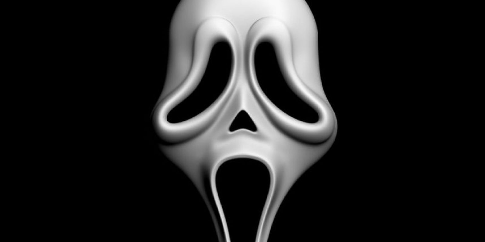 "La máscara de ""Scream"" Foto: Dimension Films"
