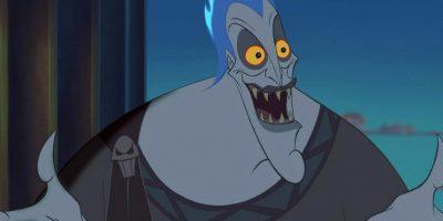 Hades (Hércules) Foto:Disney