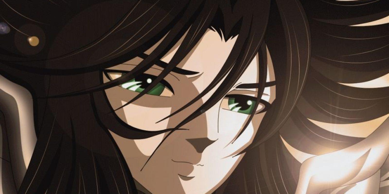 Es el dios más peligroso que deben enfrentar los caballeros de Atena en el anime. Foto:Toei