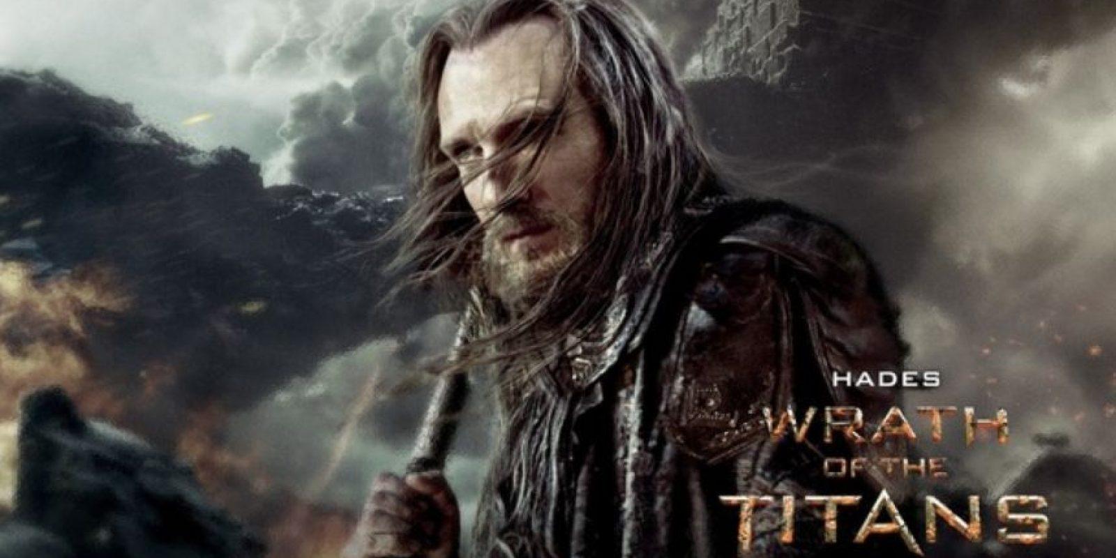 Interpretado por Ralph Fiennes, es la representación clásica del dios de la muerte griego. Foto:Warner Bros
