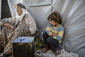 Entre 40 y 50 años: 50 mil dinares (43.03 dólares) Foto:AFP