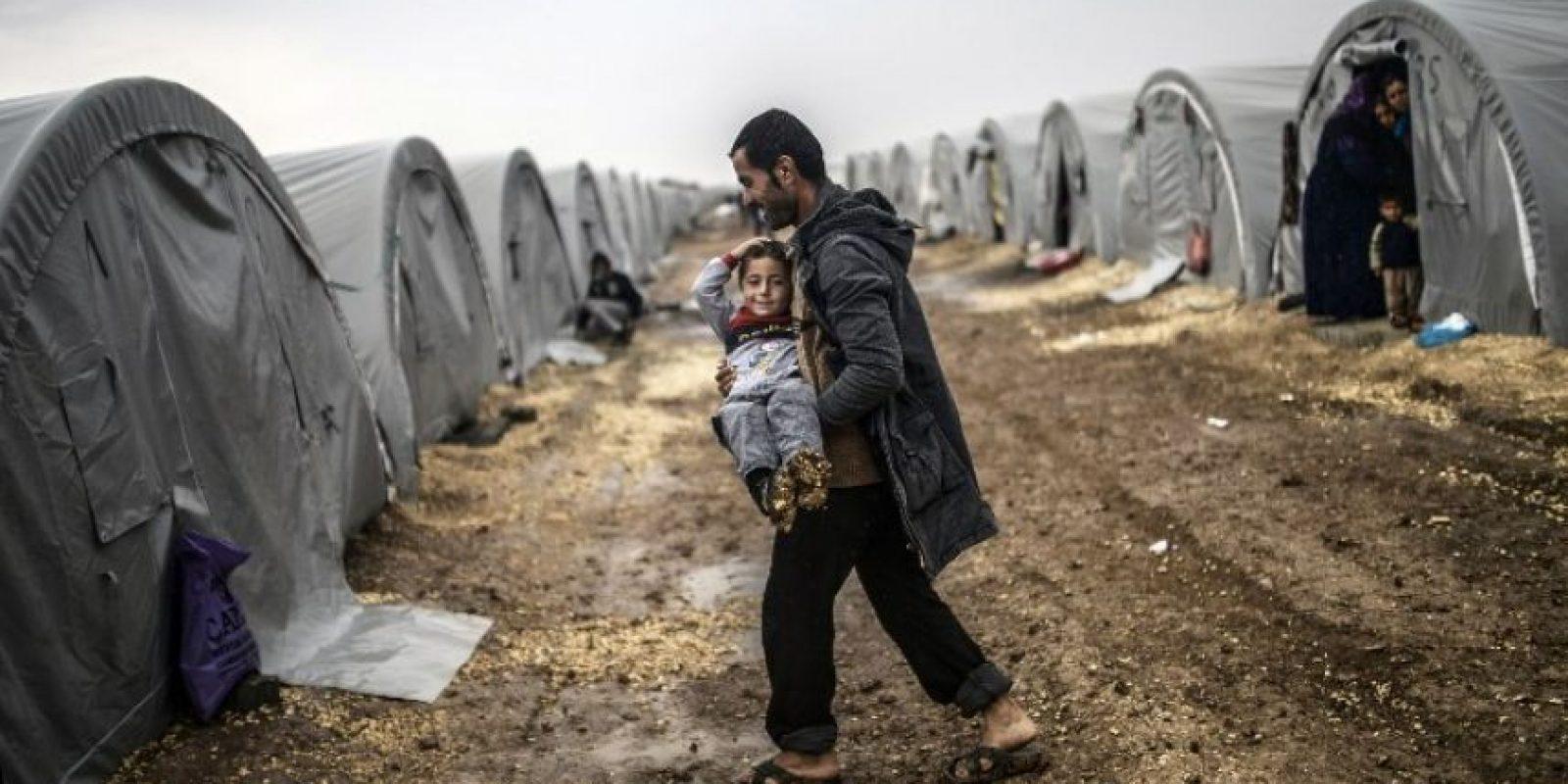El precio de las mujeres para Estado Islámico Foto:AFP