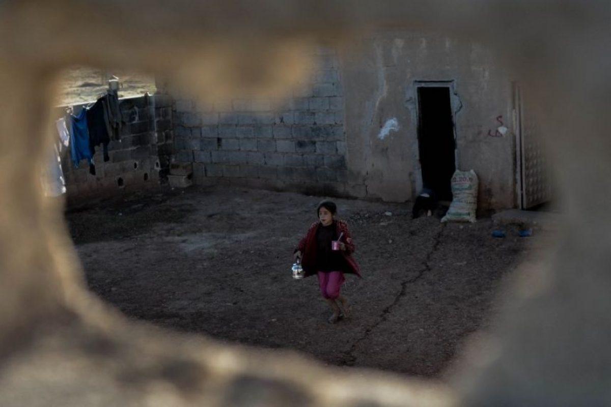 De 1 a 9 años: 200 mil dinares (172.12 dólares) Foto:AFP